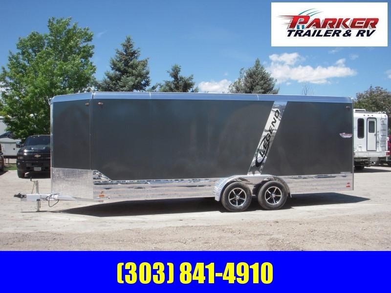 2019 LEGEND 723DVNTA35 Enclosed Cargo Trailer