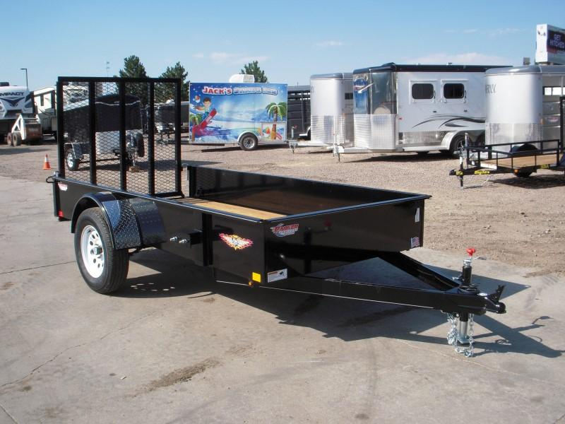 2019 H&H H6010SS-030 Utility Trailer