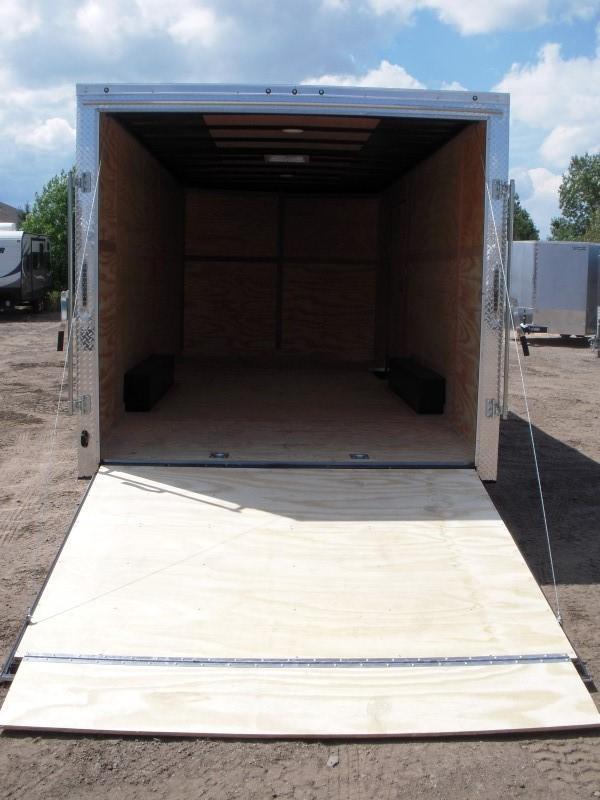 2019 CNCG VHW8.520TA3 Enclosed Cargo Trailer