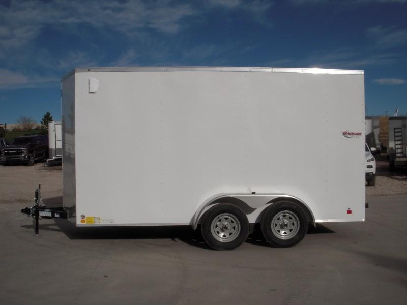 2019 CNCG VH714TA2 Enclosed Cargo Trailer