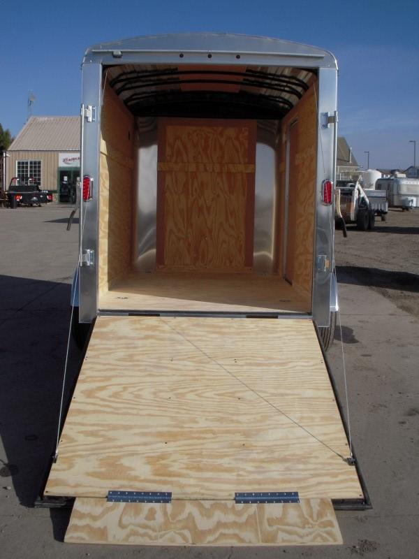 2018 Carry-On 6X10CGR Enclosed Cargo Trailer