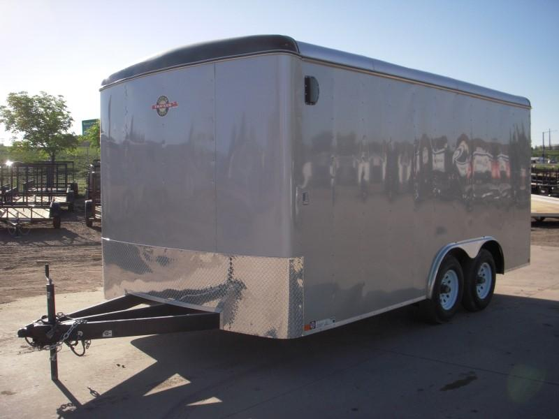 2018 Carry-On 8.5X16CGR Enclosed Cargo Trailer