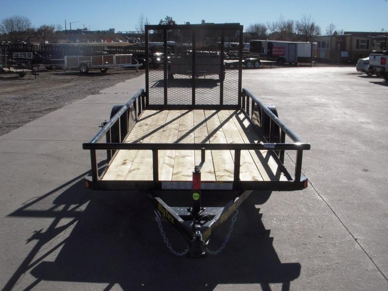 2019 Big Tex Trailers 30SA-12BK4RG Utility Trailer
