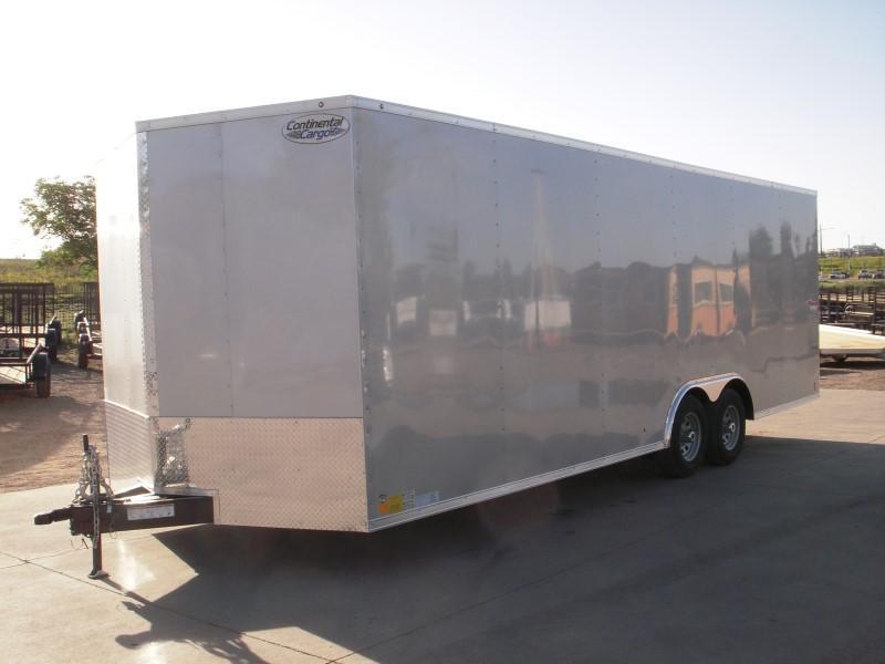 2019 CONTINENTAL CARGO VHW8.524TA3 Enclosed Cargo Trailer