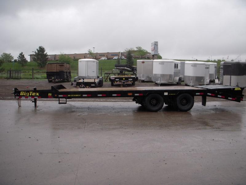 2018 Big Tex Trailers 25PH-20+5 Flatbed Trailer