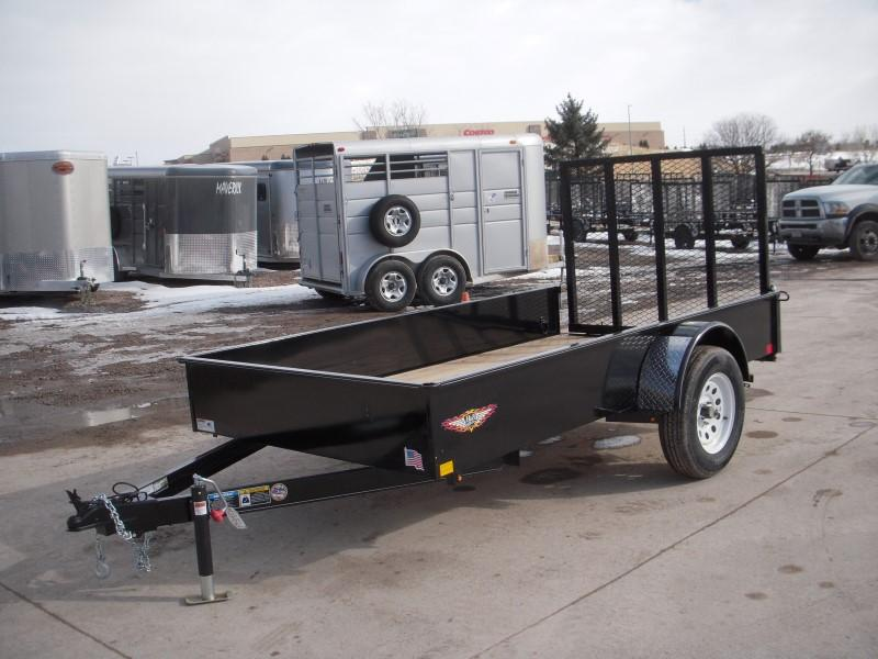 2019 H&H H7610SS-030 Utility Trailer