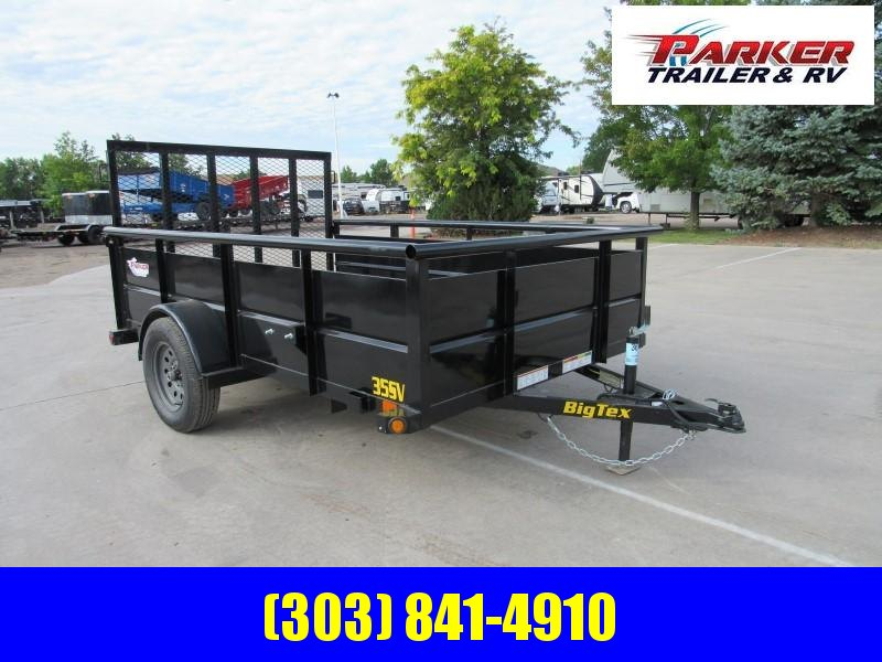 2020 Big Tex Trailers 35SV-10BK Utility Trailer