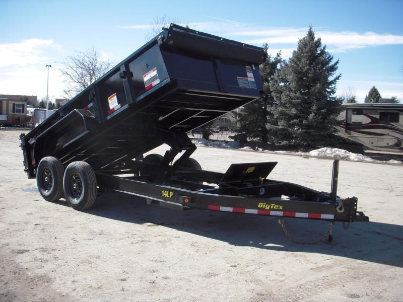 2019 Big Tex Trailers 14LP-14 Dump