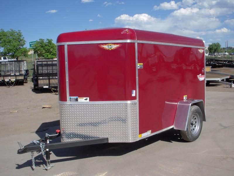 2018 H&H H608SCAV-035 Enclosed Cargo Trailer