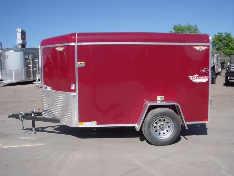 2018 H&H H608SCAV-035 Enclosed Cargo Trailer