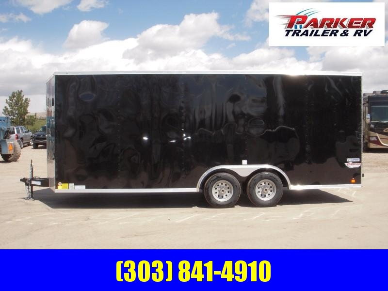 2020 CONTINENTAL CARGO TXVHW8.520TA3 Enclosed Cargo Trailer