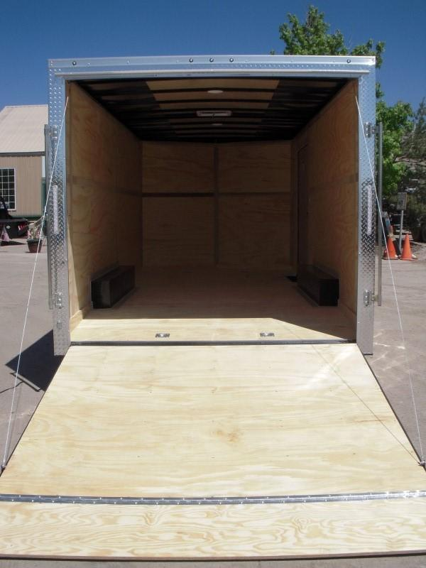 2020 CONTINENTAL CARGO TXVHW8.518TA3 Enclosed Cargo Trailer