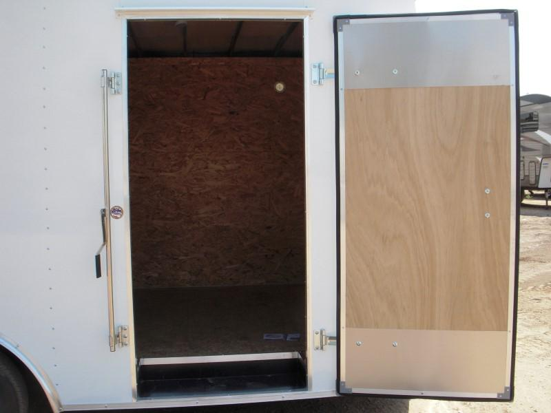 2019 Look Trailers ST85X16 TE2 Enclosed Cargo Trailer
