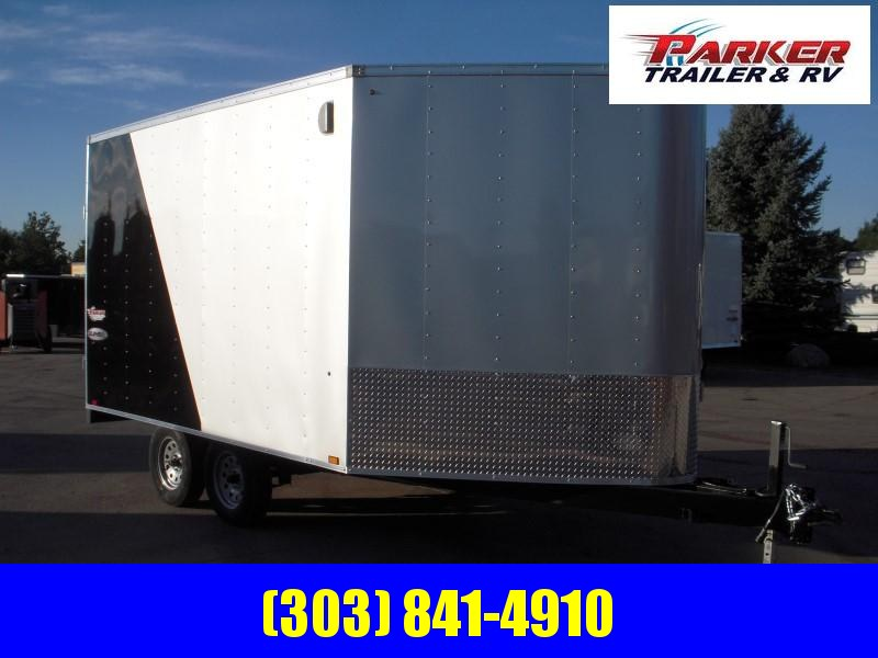 2019 Look Trailers EPSD 85X17 TE2 Enclosed Cargo Trailer