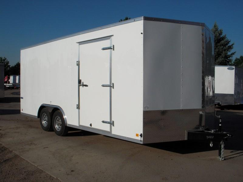 2019 CONTINENTAL CARGO VHW8.520TA3 Enclosed Cargo Trailer