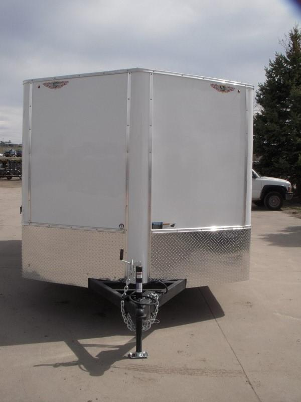 2019 H&H H10116TFTV-100 Enclosed Cargo Trailer