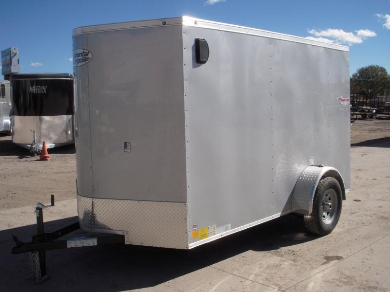 2019 CNCG VH610SA Enclosed Cargo Trailer