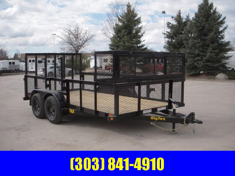 2019 Big Tex Trailers 70LR-14 Utility Trailer