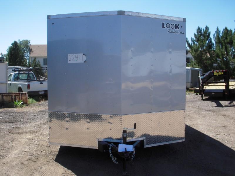 2019 Look Trailers ST 85X18 TE3 Enclosed Cargo Trailer