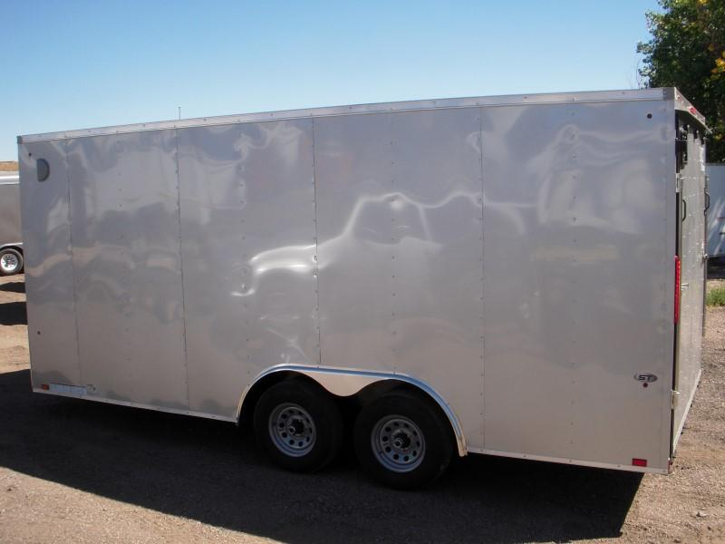 2019 Look Trailers ST 85X18 TE3 Enclosed Cargo Trailer