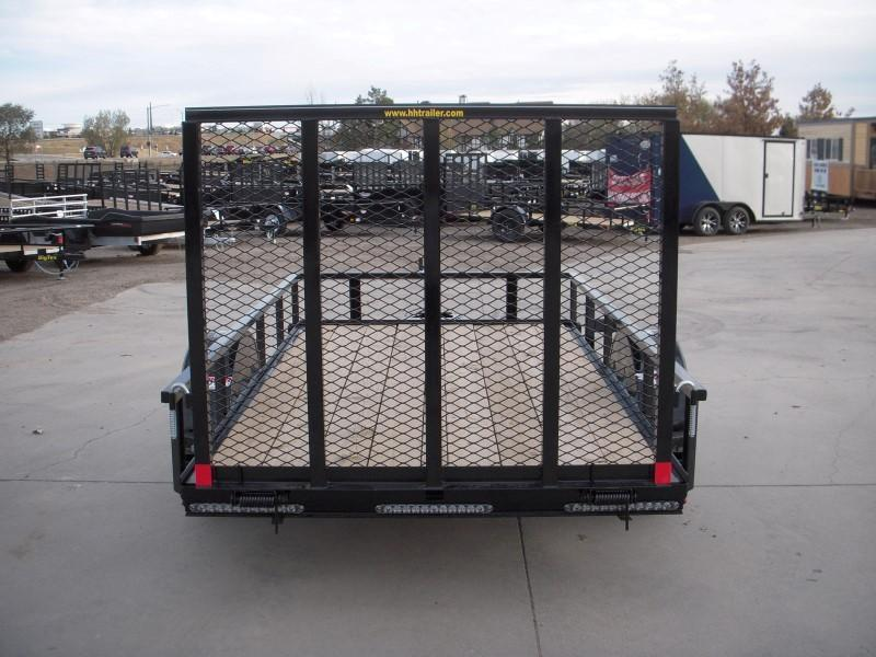 2019 H&H H6610RS-030 Utility Trailer