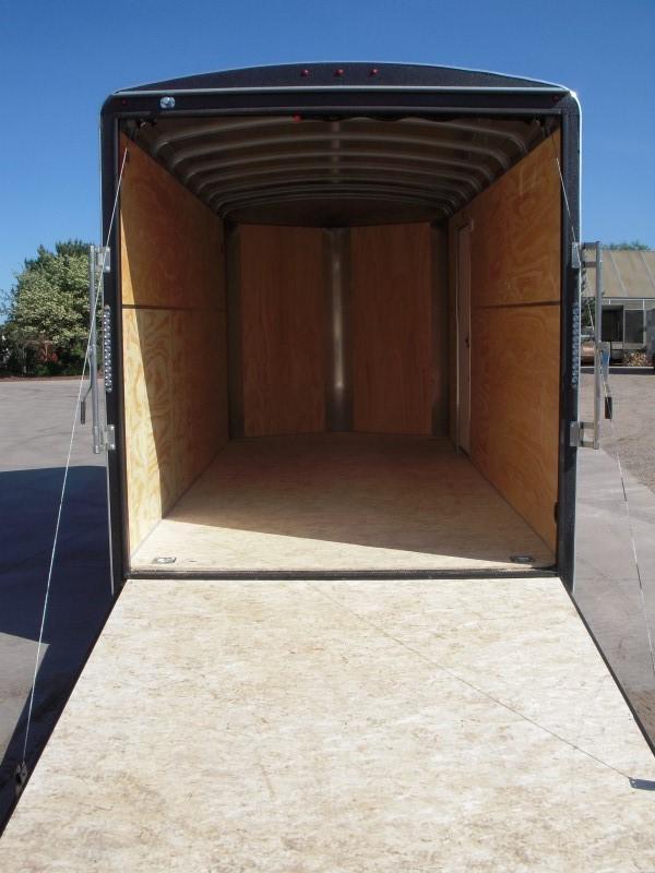 2018 H&H H8416TRTV-070 Enclosed Cargo Trailer