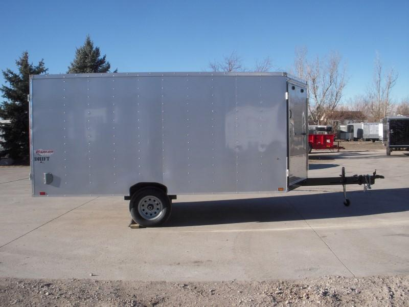2019 Look Trailers EDFT 85X14 SE3 Enclosed Cargo Trailer