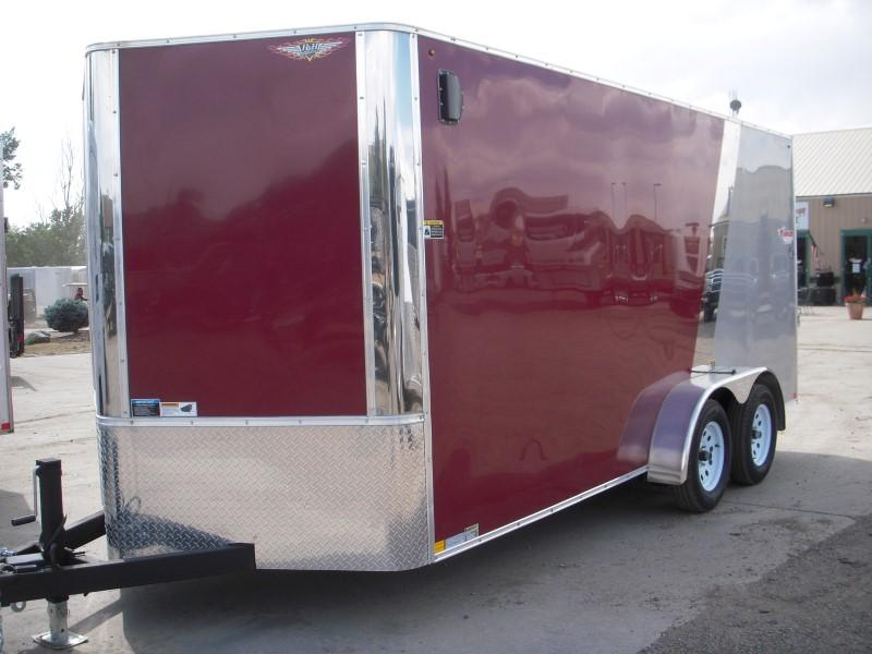 2018 H&H H8416TFTCAV-070 Enclosed Cargo Trailer