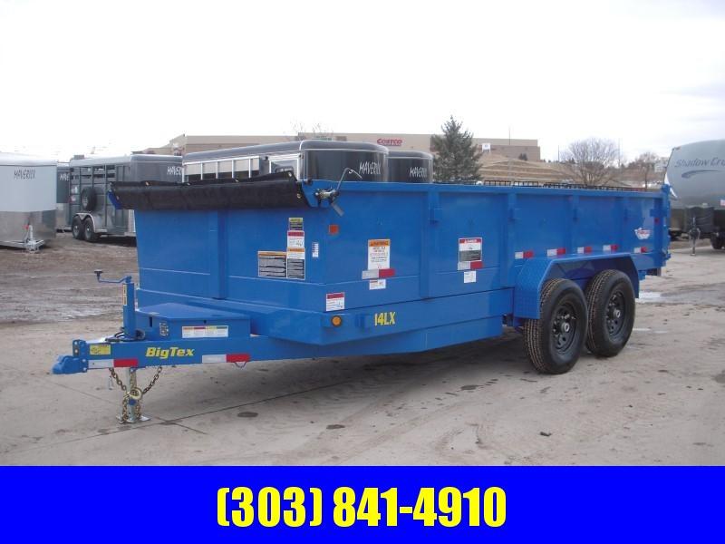 2019 Big Tex Trailers 14LX-16 Dump