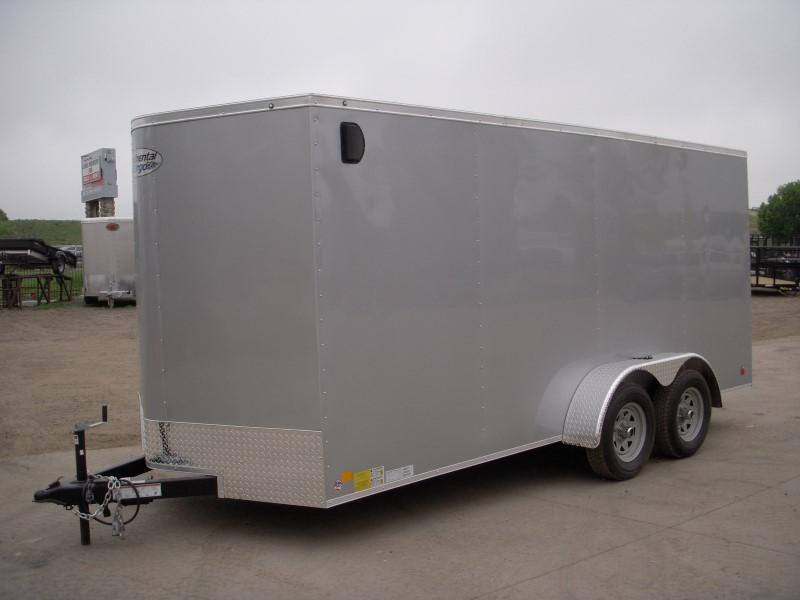 2019 CONTINENTAL CARGO LVVH716TA2 Enclosed Cargo Trailer