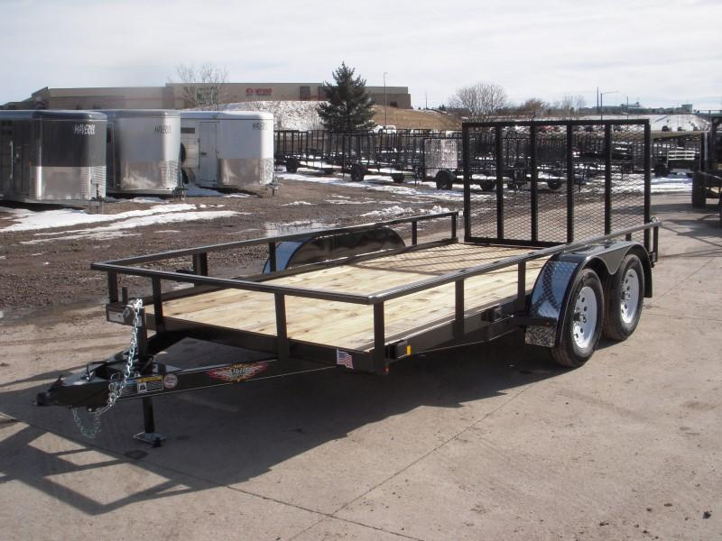 2019 H&H H8214TRS-070 Utility Trailer