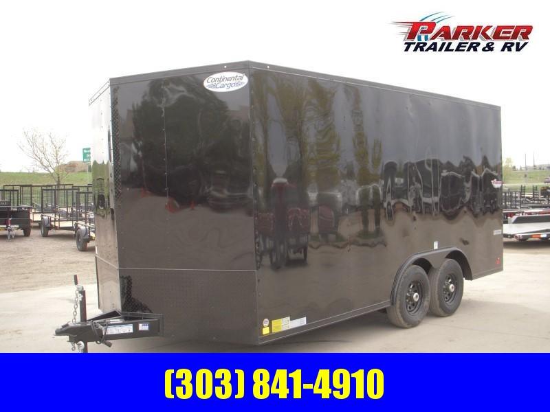 2020 CNCG TXVHW8.516TA3 Enclosed Cargo Trailer