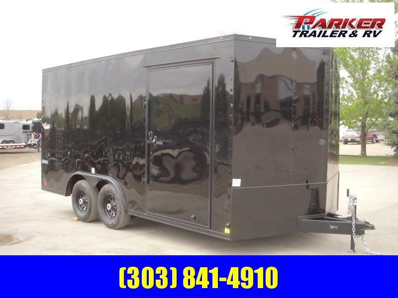 2020 CONTINENTAL CARGO TXVHW8.516TA3 Enclosed Cargo Trailer
