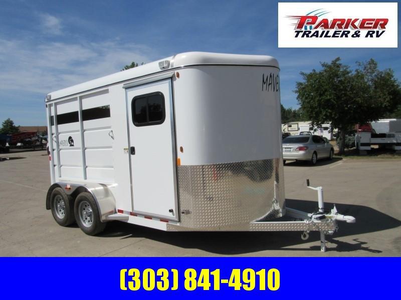 2020 Maverick MAV2HS-7K 14 Horse Trailer