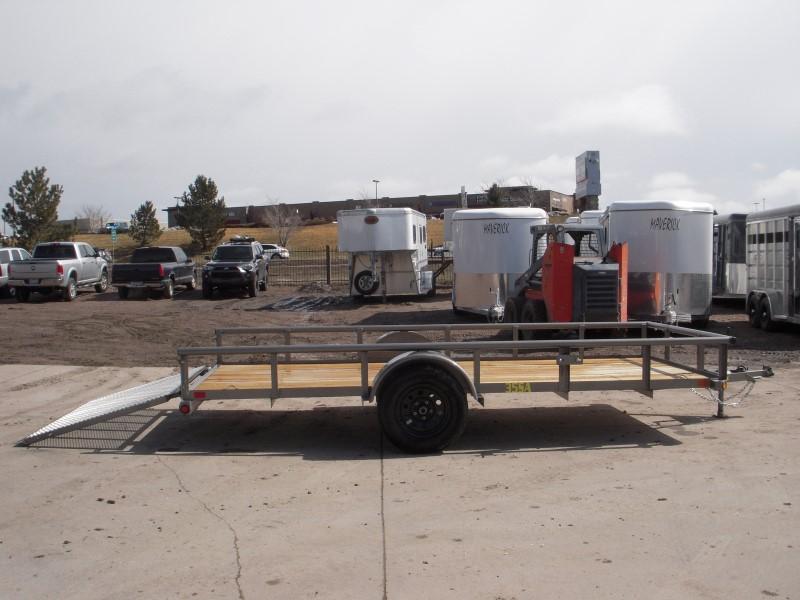 2019 Big Tex Trailers 35SA-14AB4RG Utility Trailer