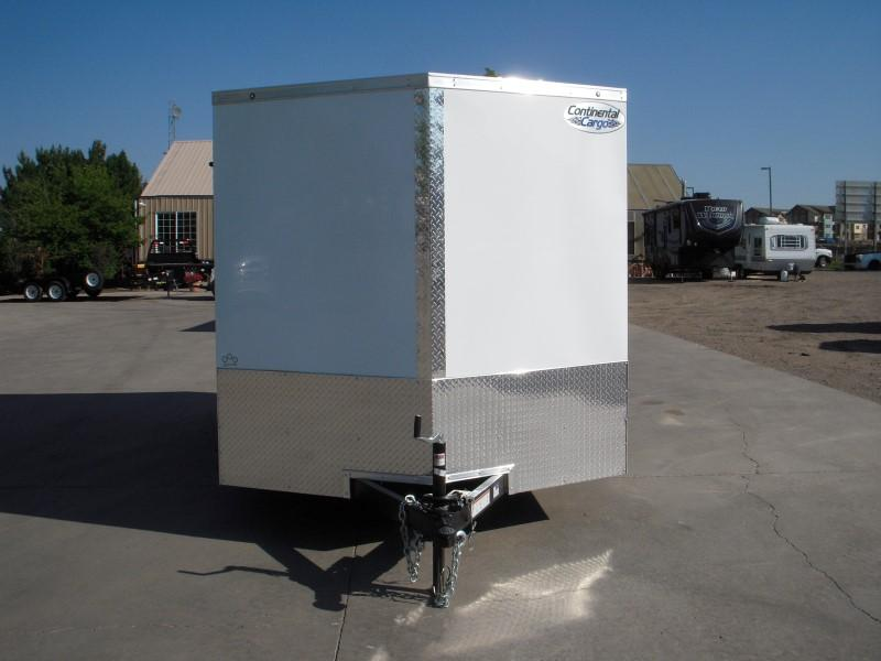 2019 CONTINENTAL CARGO VHW714TA2 Enclosed Cargo Trailer