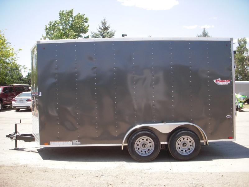 2019 Look Trailers STLC 7X14 TE2 Enclosed Cargo Trailer