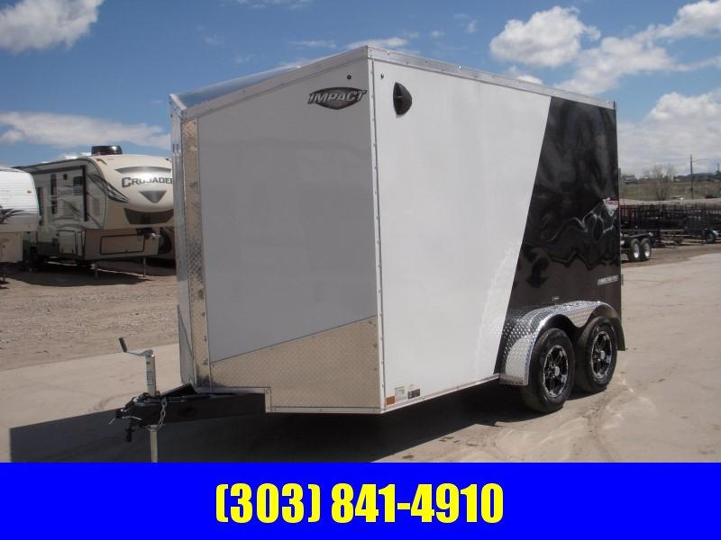 2020 IMPACT ITS712TA2 Enclosed Cargo Trailer
