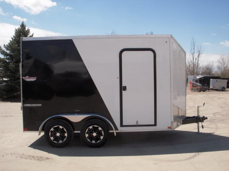 2020 IMPACT ITS712TA2 Enclosed Cargo Trailer