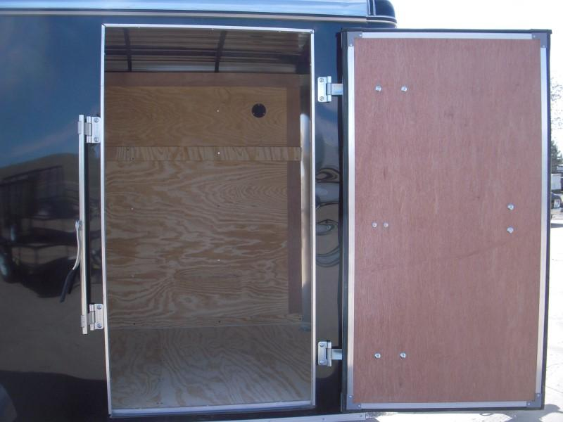 2018 Carry-On 6X12CGR Enclosed Cargo Trailer