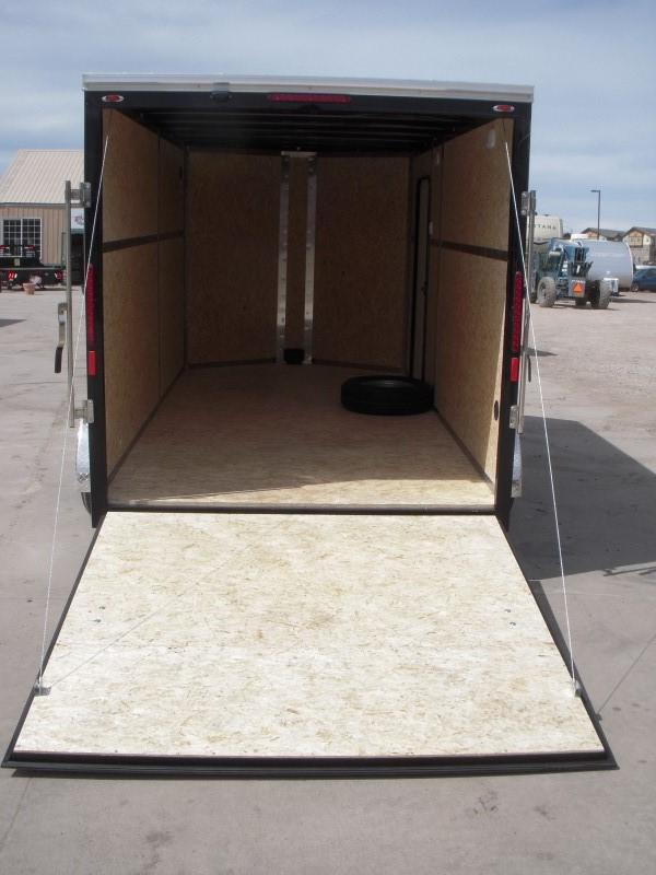 2019 LEGEND STV7X16TA35 Enclosed Cargo Trailer