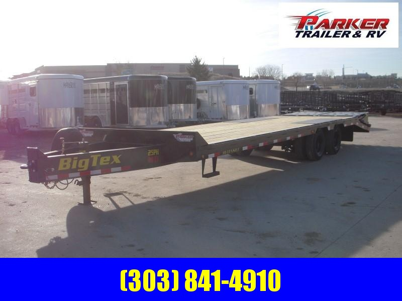 2019 Big Tex Trailers 25PH-25+5 Flatbed Trailer