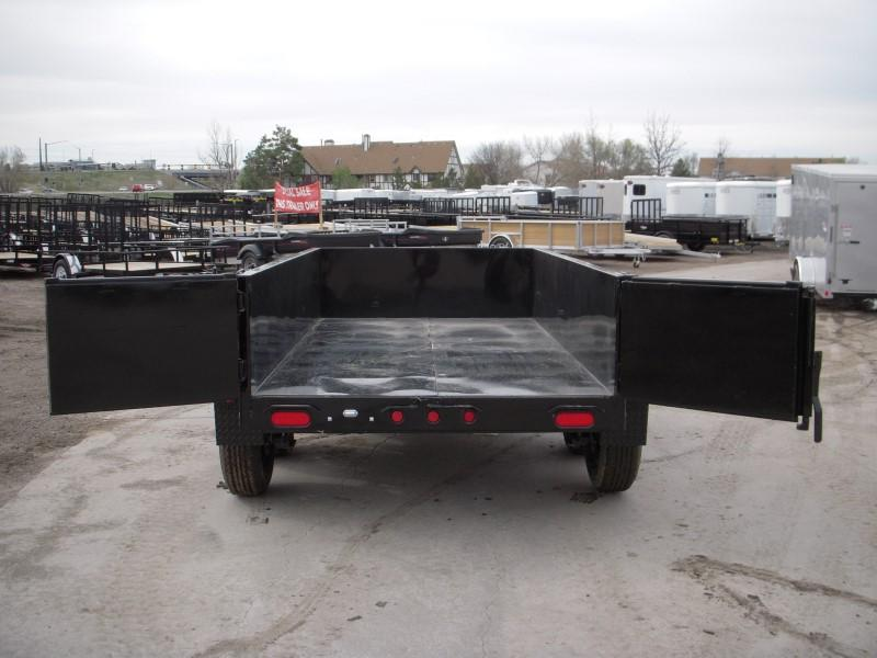 2019 Big Tex Trailers 70SR-10-5WDD Dump