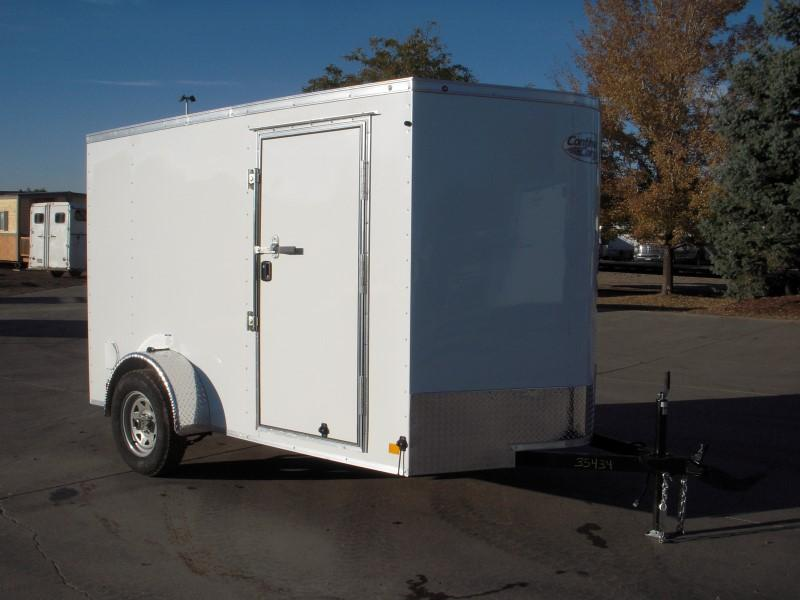 2019 CNCG VH610SA Enclosed Cargo Trailer