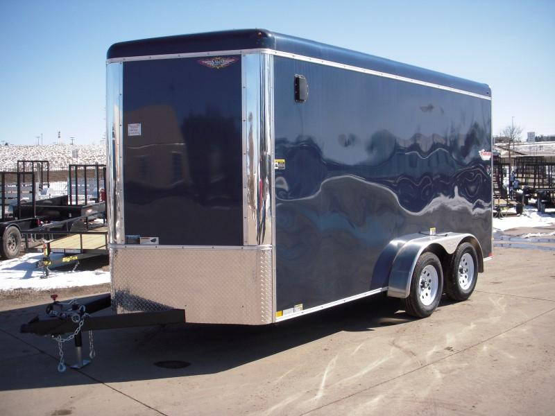 2018 H&H H8414TCAV-070 Enclosed Cargo Trailer
