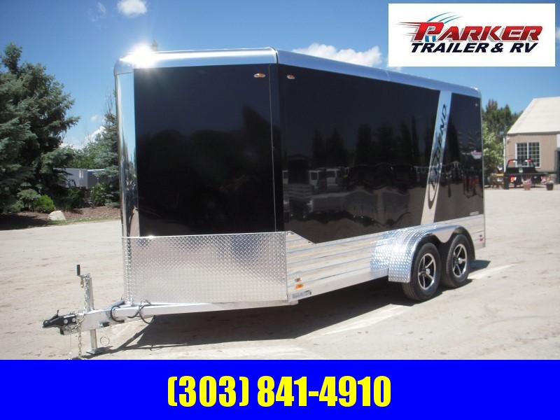 2019 LEGEND 717DVNTA35 Enclosed Cargo Trailer