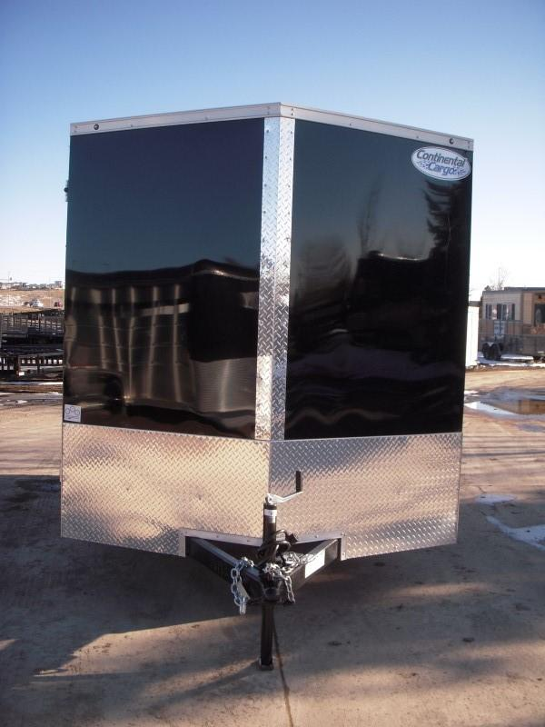 2020 CNCG TXVHW712TA2 Enclosed Cargo Trailer