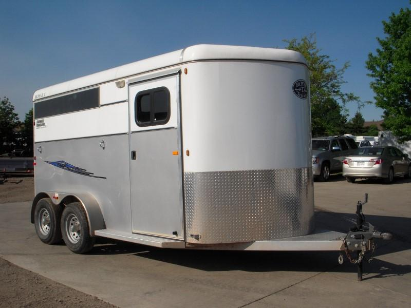 2015 ROYAL T 2HDELUXE Horse Trailer