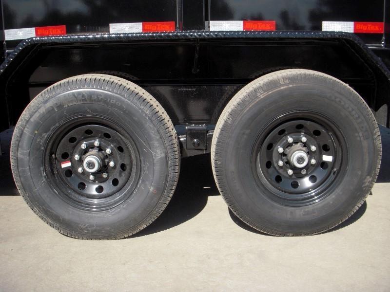 2019 Big Tex Trailers 14LX-16BK7SIRPD Dump