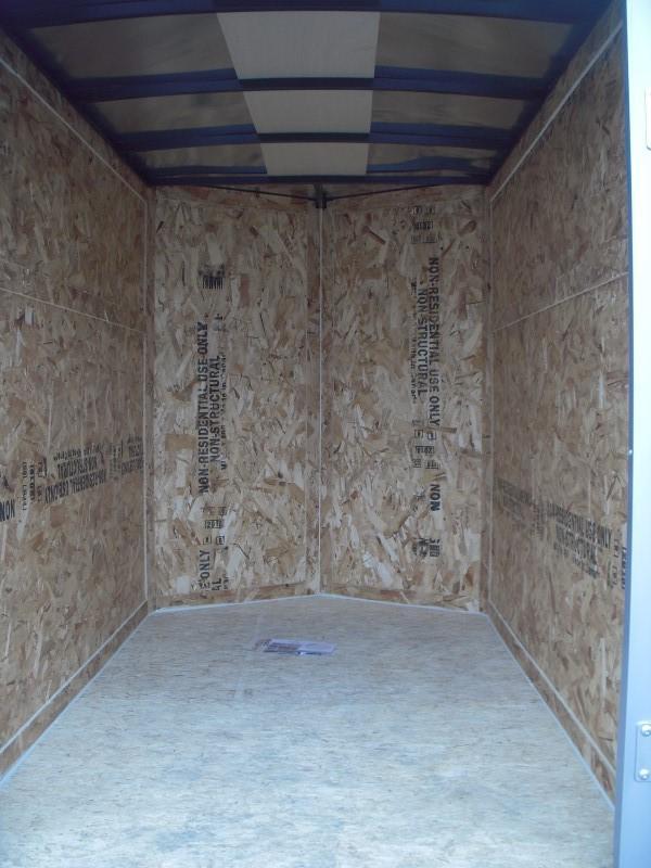 2019 Look Trailers STLC5X8SI2 Enclosed Cargo Trailer
